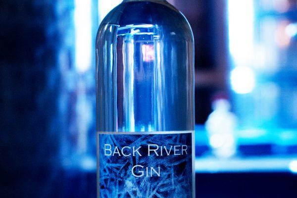 black river gin
