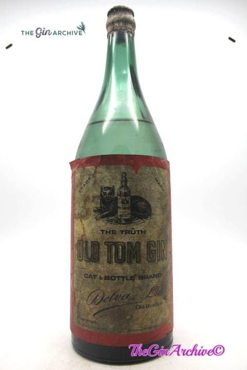 The Truth Old Tom Gin