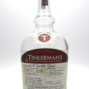 Tinkerman's 6.3 Sweet Spice