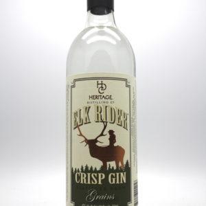 Elk Rider Crisp Gin