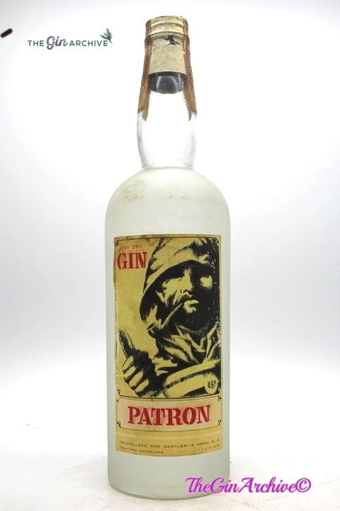 Patron Gin