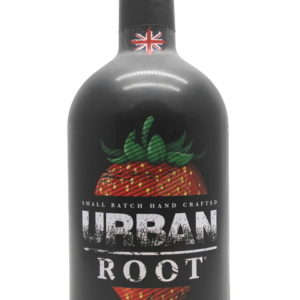 Urban Root, natural strawberry gin