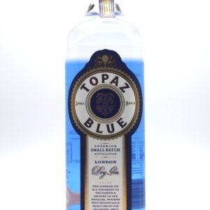 Topaz Blue, London dry gin