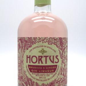 Hortus Rhubarb Gin