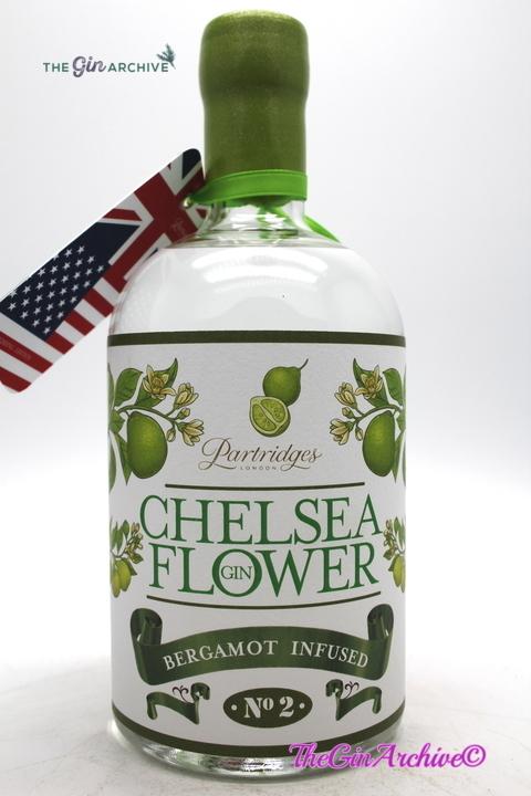 Partridges Chelsea Flower Gin