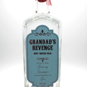 Grandad's Revenge gin