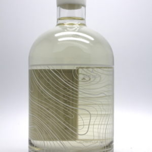 Forager's Gin - back view