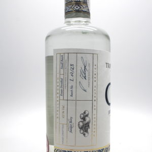 Triple 3 Three Gin, just juniper berry - side view